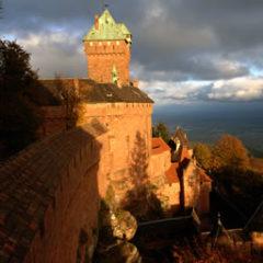Château en automne